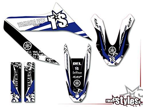 Yamaha WR 125 X Premium Factory DEKOR Decals Sticker Aufkleber KIT