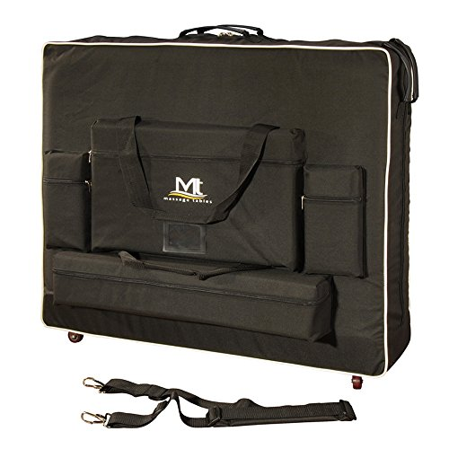 """Mt Massage Tables 28"""" Wheeled Carrying Case Bag for Portable Massage Table"""