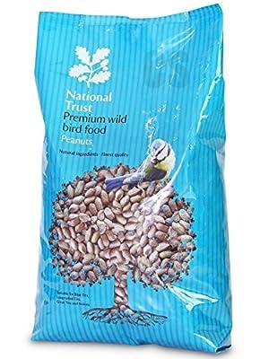 National Trust Wild Bird Food Premium Peanuts 12.75kg by National Trust Bird Foods