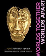 Worlds Together, Worlds Apart (Fifth Edition) (Vol. Volume 2)
