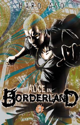 Alice in Borderland T03