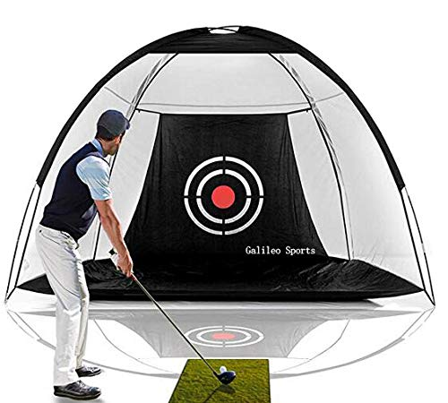 Galileo Golf Net Training Aids Hitting Practice Training Nets for Backyard...