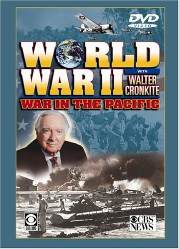 Walter Cronkite - Low price World War 2 Pacific In The New item DVD
