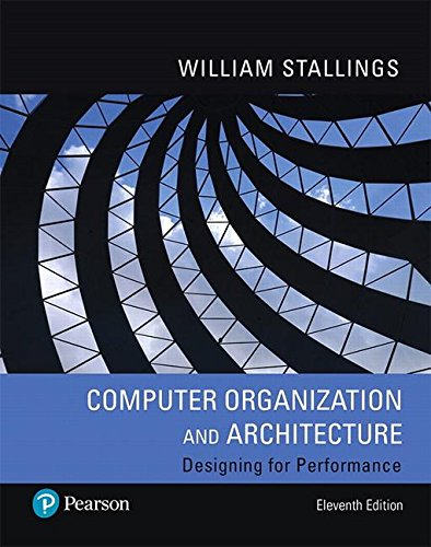 Pearson eText for Computer Organization and Architecture -- Access Code Card (11th Edition)