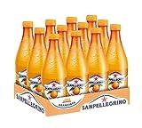 San Pellegrino SanPellegrino Aranciata PET Flasche Einweg, 12 x 500 ml, 12er Pack (12 x 500 ml)