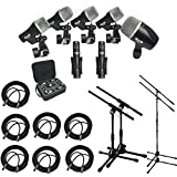 Drum Microphones - Best Reviews Guide