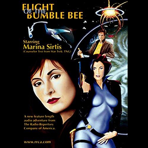 Flight of the Bumblebee audiobook cover art