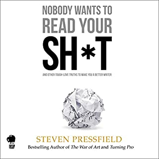 Nobody Wants to Read Your Sh*t audiobook cover art