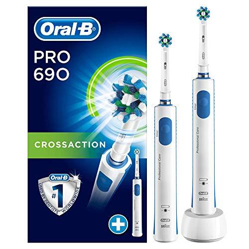 Oral-B Pro 690 Elektrische Zahnbürste
