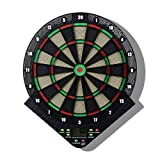 N \ A Freccette elettroniche con tabellone segnapunti con Display a LCD, 18 Giochi 159 opzioni includono 6 Freccette 24 Punte per 8 Giocatori