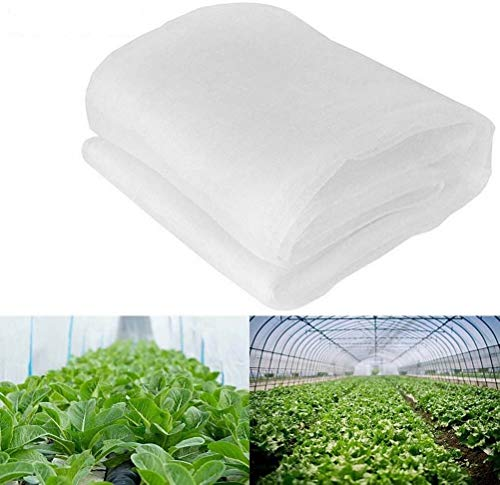 Garden Netting Fine Mesh,Mosquito Netting, Garden Insect Screen (8.2ft32.8ft) Plant Covers for Protect Vegetable Plants Fruits Flowers Crops