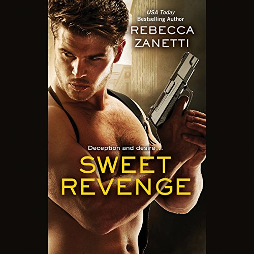 Sweet Revenge audiobook cover art