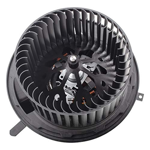 MYSMOT Blower Motor Fan Assembly without regulater for BMW E90 F25 F26 E89 / 64119227670 64119144200 64116933663 8EW351104791