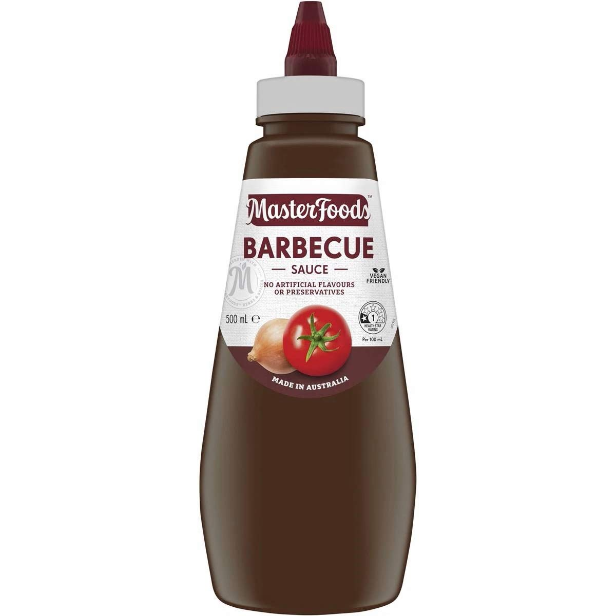 Excellence Max 45% OFF Masterfoods BBQ Sauce 500ml