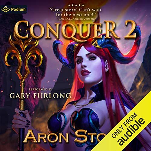 Conquer 2 cover art