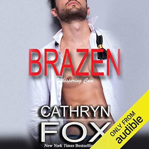 Brazen audiobook cover art