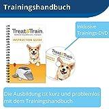 Belohnungs Leckerli Hundetraining, 30Meter Reichweite, für Welpen & Hunde - 5