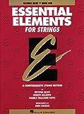 Essential Elements for Strings - Book 1 (Original Series): Double Bass (Essential Elements for Strings, Bk 1)