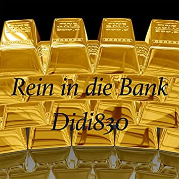Rein in die Bank