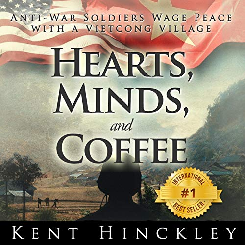 Hearts, Minds, and Coffee cover art