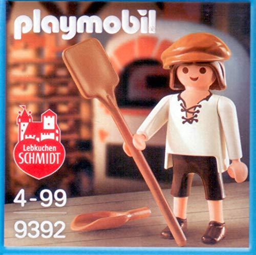 PLAYMOBIL 9392: Panadero Exclusivo 90 Aniversario