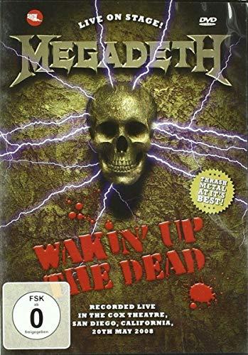 Megadeth - Wakin' up the Dead [Alemania]