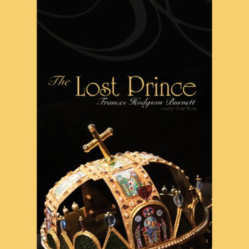 The Lost Prince copertina