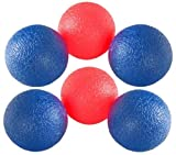 Liberty Imports Trackball Sport Chuck and Catch Ball Lacrosse Racket Toy Game (Replacement Balls)