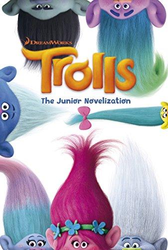 The Junior Novelization (DreamWorks TROLLS)