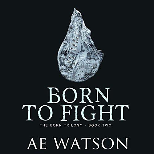 Born to Fight cover art