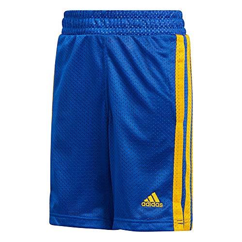 adidas Y Lgd BB Short – Pantaloncini Unisex per Bambino, Unisex - Bimbi 0-24, Pantalone Corto, GN7277, azurea, 14 Anni