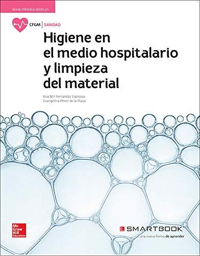 LA+SB Higiene del medio hospitalario. Libro alumno + Smartbo