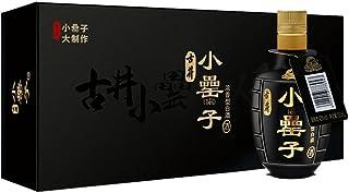 古井 小罍(léi)子 42度 130ml白酒 口感浓香型 (4瓶礼盒装)