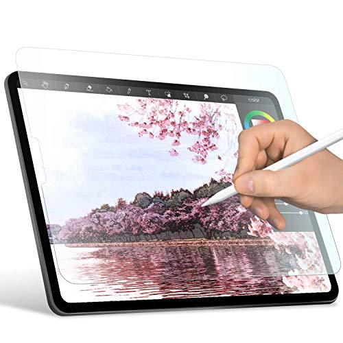 Elecom iPad Pro 12.9 paperlike screen protector $10