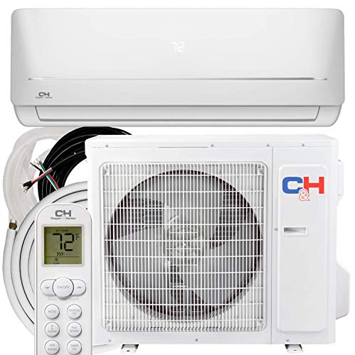 COOPER AND HUNTER 9,000 BTU, 115V, 19 SEER...