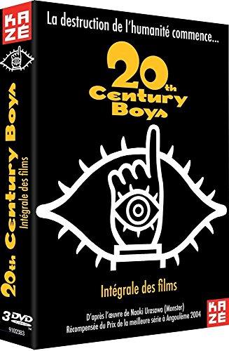 20th Century Boys-Intégrale des Films (réédition)