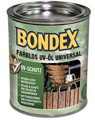 Bondex UV-Öl Universal Farblos 0,75 l - 365223
