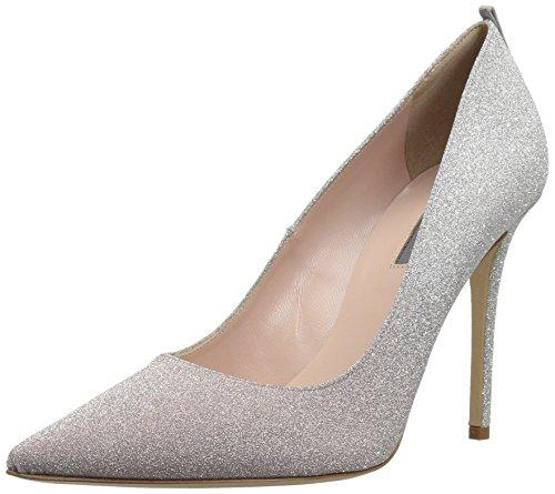 SJP by Sarah Jessica Parker Damen Fawn Pumps, Mehrfarbig (Silver/Pink Ombre Glitter), 39 EU