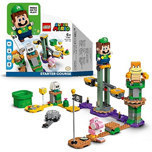 lego super mario vestiti LEGO Super Mario Avventure di Luigi - Starter Pack