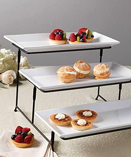Tiered Serving Trays & Platters