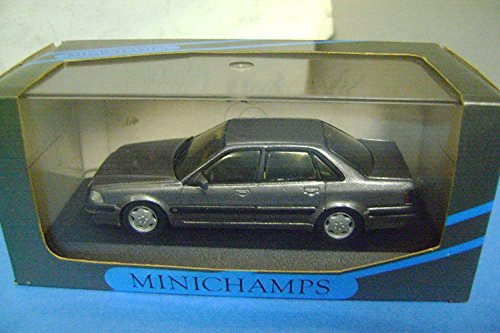 Minichamps 1/43 Scale Diecast Model Car 1000T - Audi V8 Quattro - Metallic Titan