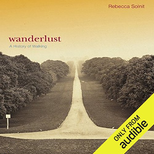 Wanderlust audiobook cover art