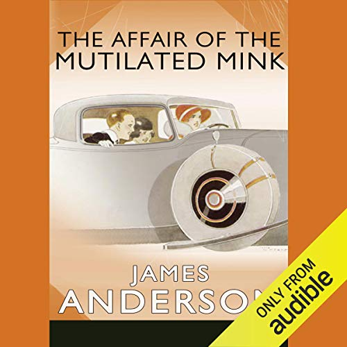 The Affair of the Mutilated Mink cover art
