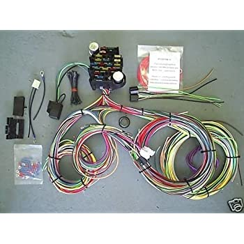 edge ez wiring diagram amazon com ez wiring 21 standard color wiring harness automotive  standard color wiring harness