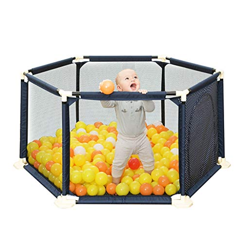 Best Price Children's play fence Baby Gyms & Playmats Crawling Fence Toddler Fence Child Safety Fenc...