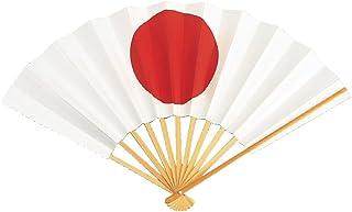 国旗扇子 日本 日本製
