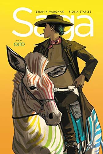 Saga Volume 8 (Volume 8)