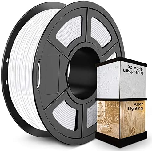 PLA 3D Printer Filament 1 75mm SUNLU PLA Filament Dimensional Accuracy 0 02 mm 1 kg Spool PLA product image
