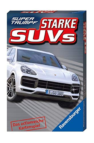 Ravensburger Kinderkartenspiele 20344 - Starke SUVs
