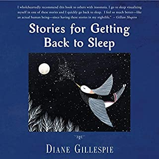 Stories for Getting Back to Sleep audiobook cover art